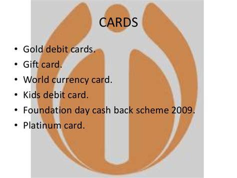 Idbi Gift Card - idbi bank