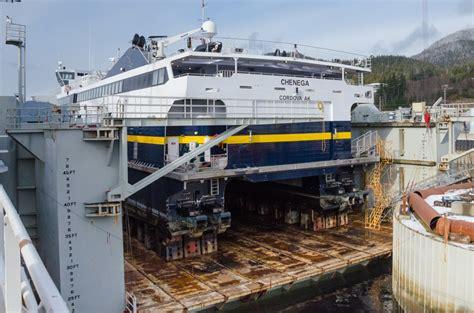 boat storage juneau ferry storage costs close to a half million dollars