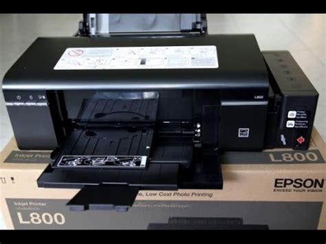 Printer Epson Dengan Fotocopy cara mencetak foto dengan printer epson l800