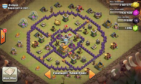 th7 war base layout best base clash of clans wallpaper myideasbedroom com