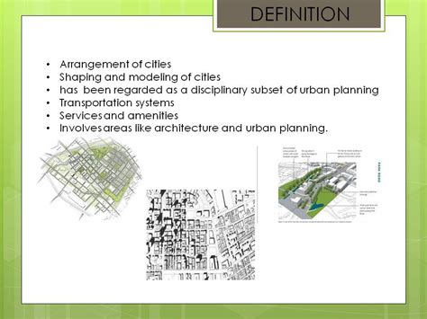 urban design powerpoint mariannalas licensed for non commercial use only ppt