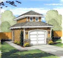single car garage designs plan familyhomeplans one plans traditional with loft