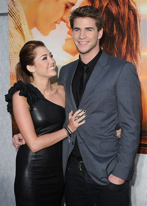 Date Now by Miley Cyrus On Liam Hemsworth S Feelings For She