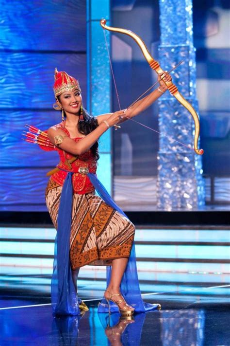 Kebaya Srikandi 16 all pageants culture tradition and kpop
