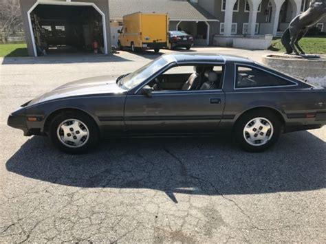 nissan datsun 1984 1984 datsun 300 zx nissan for sale datsun z series 1984