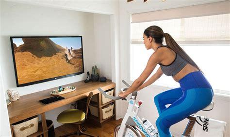 spinning a casa consejos y recomendaciones para hacer spinning en casa