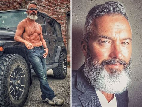pictures of men at 54 years old can you make it through this sexy older men post without