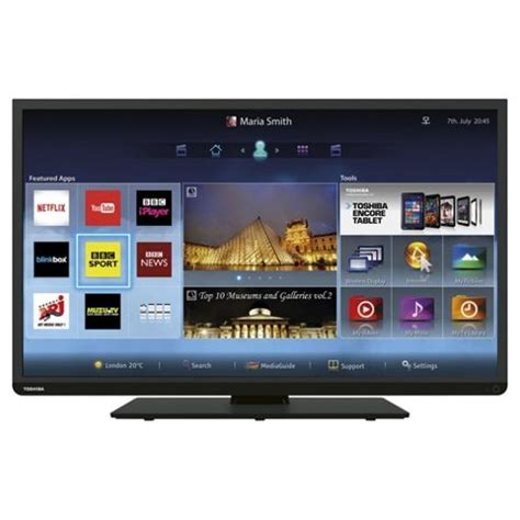 Tv Led Toshiba 40 Inch Hd buy toshiba 40l3453db 40 inch smart wifi built in hd