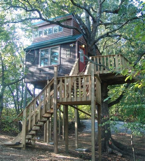Treehouse Cabins Illinois by Timber Ridge Outpost Cabins Karbers Ridge Illinois
