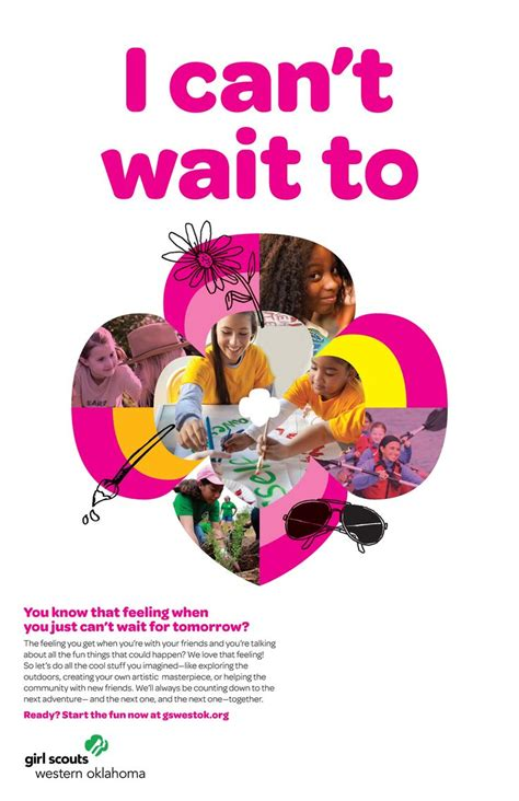 20 Best I Can T Wait To Join Girl Scouts Images On