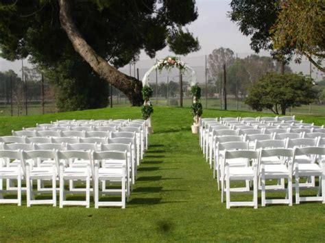 golf club wedding venues meadowlark golf club wedding venues in orange county
