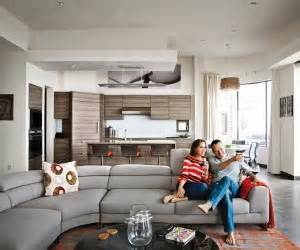Celebrity Interior Homes Photos in the sky bollywood actor john abraham s penthouse home in mumbai