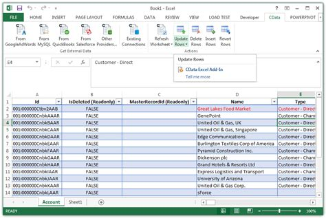 excel add in for quickbooks