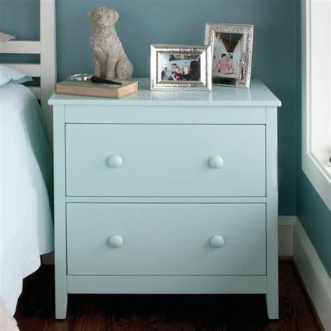 amelia bedside dresser by maine cottage where color lives