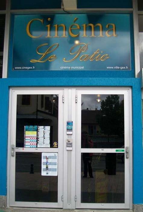 Cinema Le Patio Gex by Le Patio Cgr Events