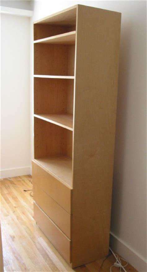 shelf unit with drawers sturdy modern
