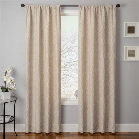 ikat curtains window treatments azure ikat curtain panel available in 6 color choices