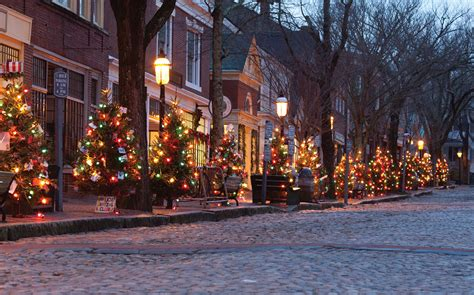 christmas towns full of cheer landings and takeoffs
