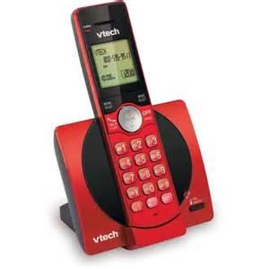 walmart home phones vtech cs6919 16 dect 6 0 expandable cordless phone with