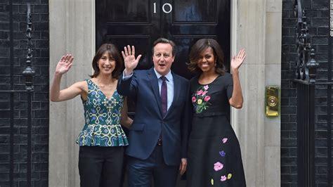 michelle obama in london michelle obama in uk unveils girls education program