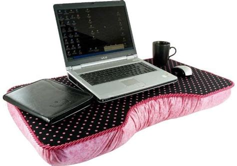 pink laptop desk 10 comfortable desks for cozy computing