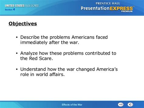 chapter 10 section 4 us history ch 10 section 4 notes