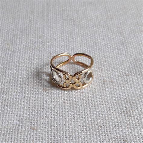 Handmade Silver And Gold Rings - favorite handmade silver gold filled ring bg silversmiths