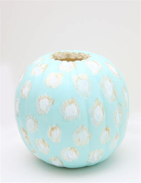 Pumpkin Vases by Diy Ikat Pumpkin Vase