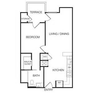 1 bedroom floor plan apartments for rent in 1 bedroom apartments