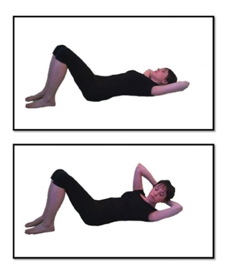 exercise of the day day 127 oblique abdominal curls