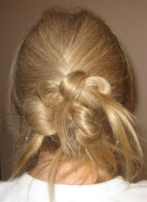 knots hairstyle 20 fall hair trends styles weekly
