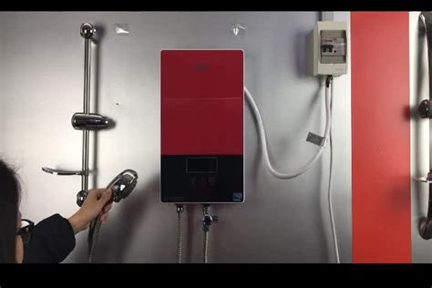 anlabeier brand whole house best electric tankless water
