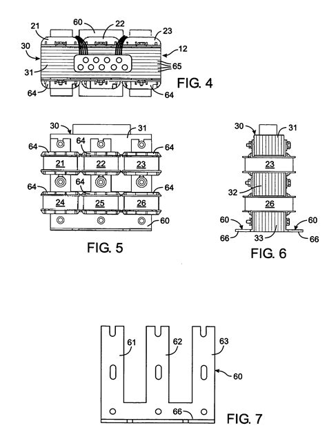 three phase inductor patent us7142081 three phase inductor with a common patents