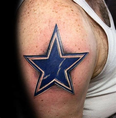 cool star tattoos for men 40 3d designs for cool ink ideas