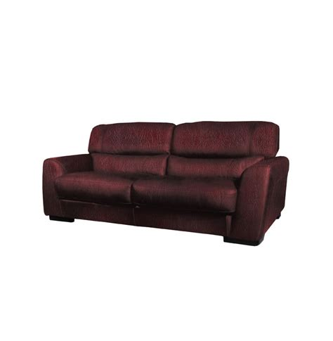 burgundy leather loveseat adrian loveseat modern leather loveseat in burgundy or