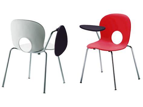sedie con ribaltina sedia da conferenza con ribaltina collezione by