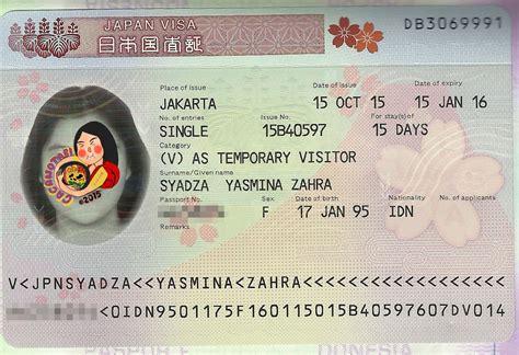pengajuan visa jepang paspor nonelektronik bisnis