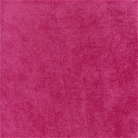 Upholstery Fabric Pink by Raspberry Pink Solid Chenille Upholstery Fabric
