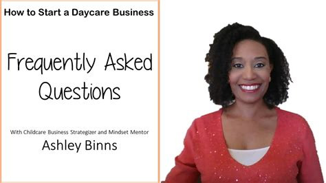how to start a daycare how to start a daycare business frequently asked questions