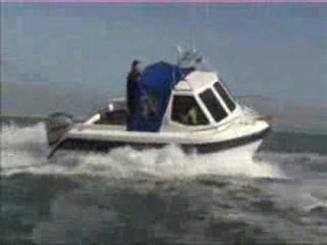 warrior boats rough water warrior 175 boat test youtube