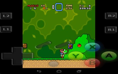 free android emulator delivers nes snes genesis ps1 and more - Snes Emulator Android