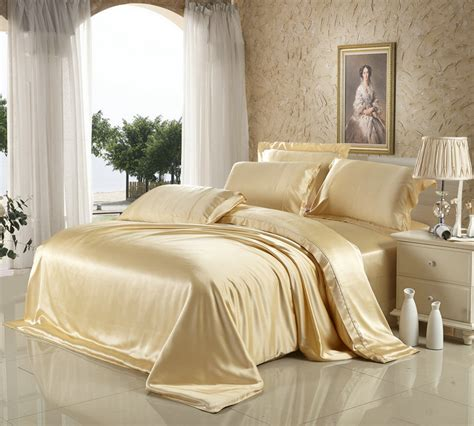 Popular Chagne Comforter Buy Cheap Chagne Comforter Cheap Silk Bed Sets