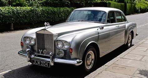 historic rolls royce vehicles to auction classic