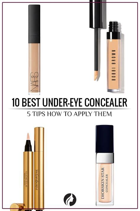 1000  ideas about Best Concealer on Pinterest   Concealer