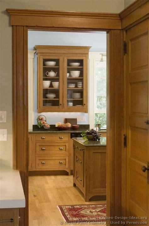 Craftsman Kitchen Cabinets by Craftsman Kitchen Design Ideas And Photo Gallery
