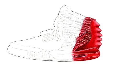sneaker designer kanye west sneakers the complete illustrated history