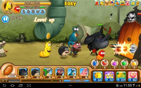 game android larva mod apk larva heroes lavengers android apps on google play