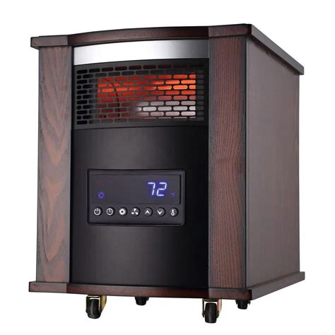 infrared heat l home depot dyna glo 15k lp single tank top infrared heater csa