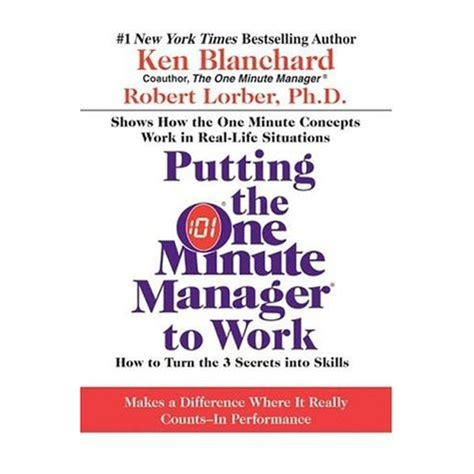 libro the one minute manager one minute manager book quotes quotesgram