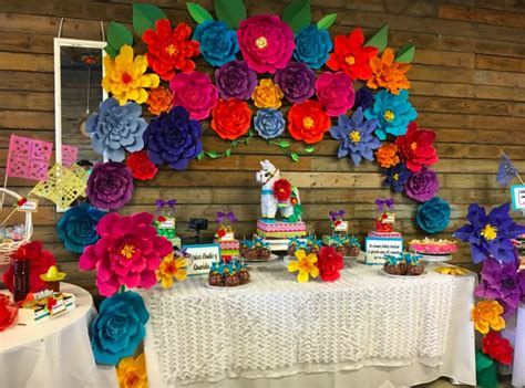 decorations for a mexican themed gisselle s mexican theme quincea 241 era vlog 4